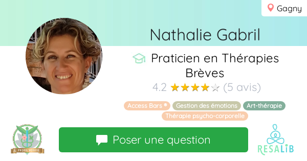 Consulter le profil de Nathalie Gabril