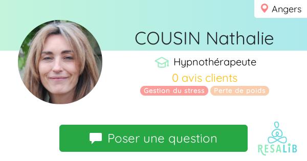 Consulter le profil de COUSIN Nathalie
