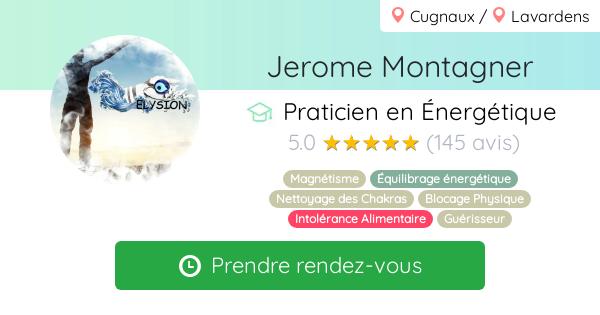 Prenez rendez-vous avec Jerome Montagner