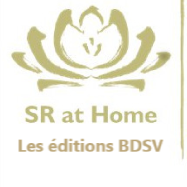 SR at HOME-Les éditions BDSV Marilyn Ricaud