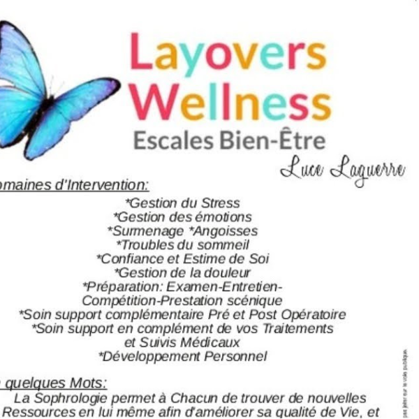 Luce LAGUERRE Layovers Wellness