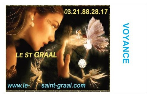 photo portrait Le St Graal Voyance