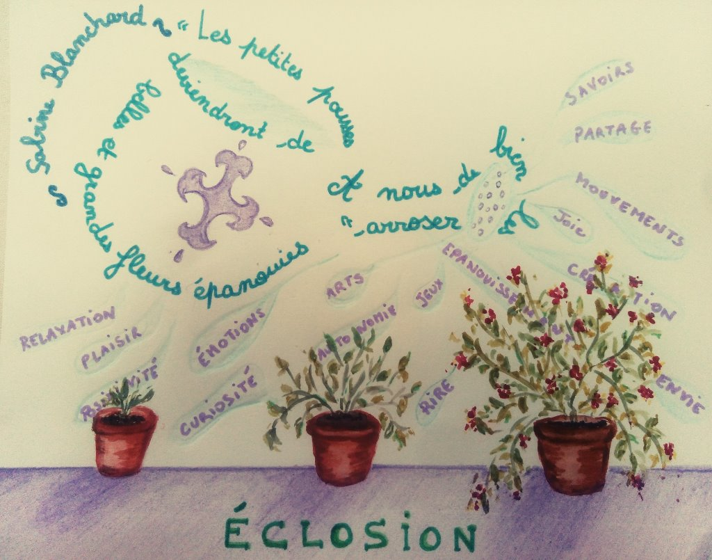 illustration Eclosion