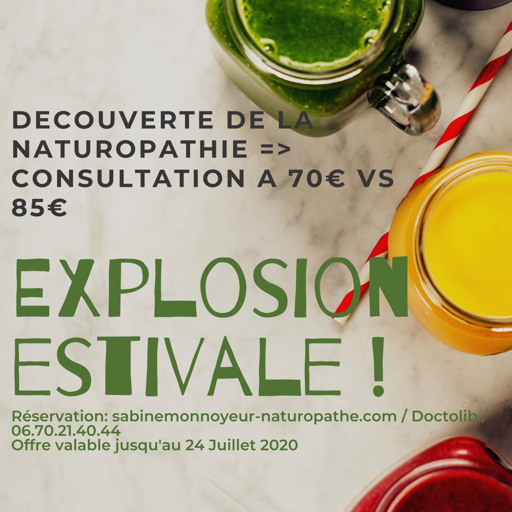 illustration OFFRE DECOUVERTE DE LA NATUROPATHIE